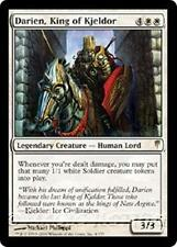 DARIEN, KING OF KJELDOR Coldsnap MTG White Creature — Human Soldier RARE