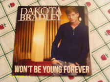 Dakota Bradley Won't Be Young Forever CD Single 2014