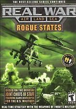 Real War: Rogue States - PC Simon & Schuster Interactive Video Game