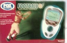 Fox Sports Football Electronic Handheld Game Excalibur 2006 New