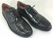 ECCO Mens 13US 47EU Birmingham Mens Dress Shoes Black Oxfords