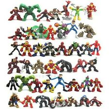 10 Pcs Randomly pick Marvel Super Hero Squad Spider-man Legends Figure Boys Toy