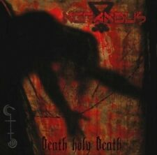 Nefandus - Death Holy Death CD 2009 black metal Sweden