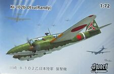 Sword 1/72 SW72102 Kawasaki Ki-102b Otsu (Randy)  model kit