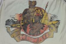 Vintage Hawaii Tribal Tank Top Muscle Native T Shirt S