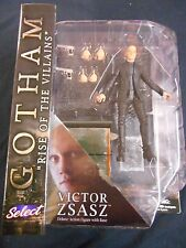 "GOTHAM SELECT SERIES 3 ""VICTOR ZSASZ"" ACTION FIGURE (DIAMOND SELECT TOYS) NEW!"