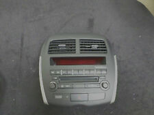 OEM 6 DISC ROCKFORD FOSGATE RADIO FACE OUTLANDER SPORT RVR ASX 11 12 13 14 mp3