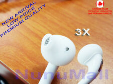 3x Earphone Headphone Headset With Remote Mic For Samsung GALAXY S6 S5 S4 Note