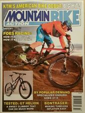 Mountain Bike Action Foes Racing GT Helion Enduro March 2015 FREE SHIPPING