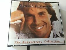 RICHARD CLAYDERMAN The Anniversary Collection: 5 CD Readers Digest NR MINT