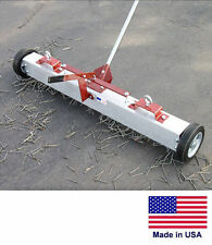 """MAGNETIC SWEEPER Commercial/Industrial - 48"""" Cleaning Path - with Load Release"""