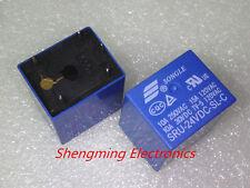 50pcs 5pins 24V SRU-24VDC-SL-C 10A 250VAC/30VDC SONGLE Relay