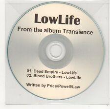 (FF56) Low Life, Dead Empire - DJ CD