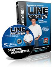 LINE DANCE 101 Trautman Beginner Dancing Lesson DVD NIB