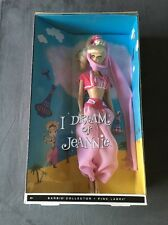 Brand New I Dream of Jeannie Barbie Collector Pink Label Non Smoking Home