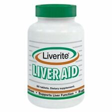 Liverite The Ultimate Liver Aid 60 ea (Pack of 5)