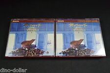 Philips Complete Mozart Edition: Mozart Piano Variations Rondos Etc. 5 CDs #4774