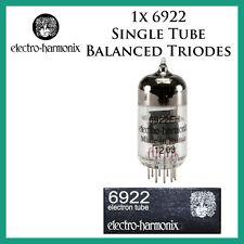 New 1x Electro Harmonix 6922 / E88CC | *Balanced Triodes* | One / Single Tube