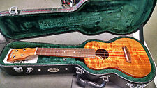 "KALA 1KOA ""Elite Series"" Concert Ukulele with Deluxe Case"