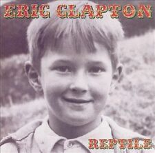 Clapton, Eric: Reptile  Audio Cassette