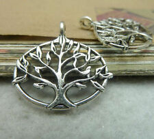 "6pc Charms ""Tree Of Life"" Pendant Beads Crafts Accessories 26mm*26mm T682S"