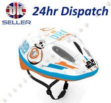 Disney STAR WARS Childrens Kids Boy Bike Cycle Safety Helmet SMALL +3y / 52-56cm