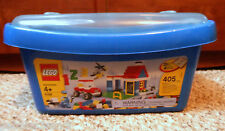 LEGO 6166 Large Brick Box 405 Pieces Ultimate Building Set RETIRED w/ manuals