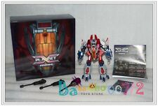 Transformers toy Planet X PX-09 Mors FOC Starscream action figure new instock