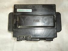 1994 Kawasaki Vulcan EN500 Fuse Junction Box 5377