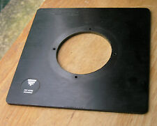 original Devere Devon etc Monorail  Lens board 60.8mm hole