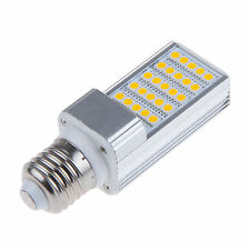 New E27 5050 SMD 25leds screw LED Down Spot Corn Light Tube Bulb Lamp Warm White
