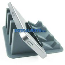 Gray Car DashBoard Mobile Phone Dash Mount Stand Holder Anti Slip Pad Cradle Mat