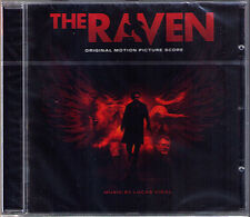 THE RAVEN Lucas Vidal OST Soundtrack Score CD James McTeigue Prophet des Teufels