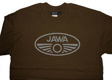 Jawa 350 250 500 Californian Bizon 638 640 593 587 T-shirt Vintage Retro Cotton
