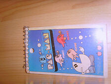 pacman notebook original 1980s