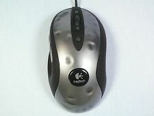 NEW Logitech MX518 Gaming Mouse 1800 dpi USB Optical Mouse MX 518