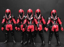 LOT 5 Star Wars CARNOR JAX Crimson Empire Royal Guard 30th Anniversary Figure