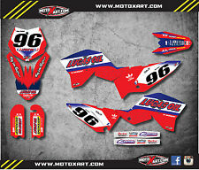 KTM 65 2009 2015  model ACTIVE STYLE - Full Graphics, custom kit stickers decals