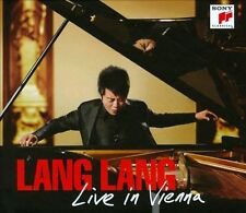 Lang Lang Live in Vienna (2 CD/ 1 DVD), New Music