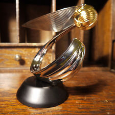 Harry Potter Golden Snitch Sculpture Licensed by The Noble Collection NEW
