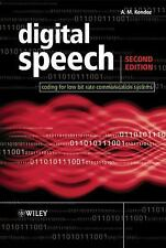 Digital Speech: Coding for Low Bit Rate Communication Systems-ExLibrary