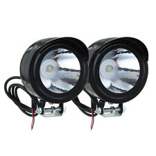 2x 3W LED Spot Light faro Off Road Car Jeep camion barca ATV 12V 24V 36V 48V 80V
