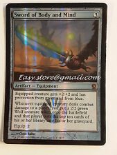 SPADA DI CORPO E MENTE - SWORD OF BODY AND MIND ENG foil ftv  - MTG MAGIC