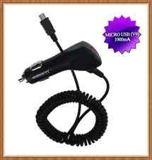 Car Charger Micro USB For HTC Droid DNA Eris Incredible 4G LTE 2 S HD2 Hero 200