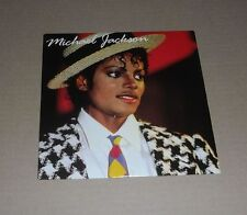 "MICHAEL JACKSON "" Thriller Promo 7"" Single "" (France) 1987 (Très rare)"
