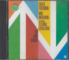 CHICO FREEMAN / MAL WALDRON / TIZIANA GHIGLIONI - up and down CD