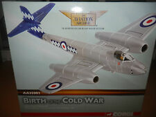 CORGI AVAITION GLOSTER METEOR F.MK8 NO 500 SQN WEST MALLING 1953