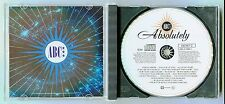 ABC - Absolutely - Scarce West German Grey Face Cd Album