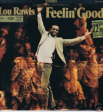 LP LOU RAWLS FEELIN GOOD