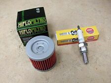 2003-2009 SUZUKI LTZ 400 TUNE UP KIT HIFLOFILTRO OIL FILTER NGK CR7E SPARK PLUG